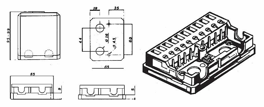 Controles de llama Brahma- SR3 2
