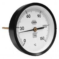 termometro analogico nuova fima - 4 in tm4-39